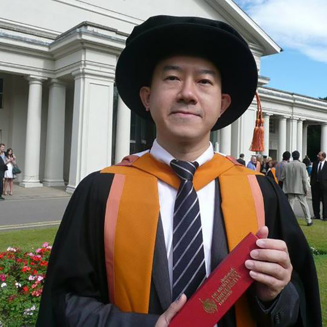 Tin-Kai Chen, Ph.D.